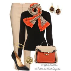 Couture Chic Designs- Outfit, created by jgalonso on Polyvore