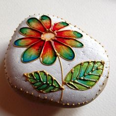 Creative ideas for painted rocks for garden 40