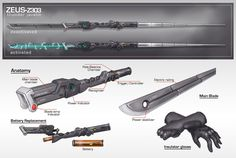 Commission: Z-303 ZEUS Javelin by aiyeahhs.deviantart.com on @deviantART