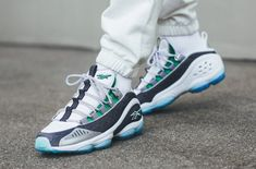 1e51e2f6409 First Look  Reebok DMX Run 10 Infinite Blue Next up for the Reebok DMX Run