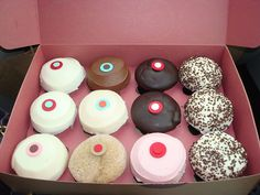 Sprinkles Cupcakes  Avacado Ave, Newport Beach  Best cupcake you'll ever have!!!