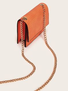 Ad: Mini Textured Flap Fanny Pack. Tags: Casual, 100% PU, Orange, Bright, Yes, Adjustable, Chain, Mini, Plain #fashion #womenfashion #womenclothes #shein Mermaid Blanket, Fanny Pack, Bum Bags, Wallet, Chain, Mini, Bright, Orange, Tags