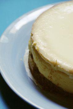 Cheesecake du livre New York les recettes cultes,