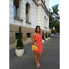 #miss_s_design #handmade #bag #yellow #boxbag #madeinBiH #fashion #outfit #streetstyle #streetfashion #trend #style #trendy #stylish #fashionista #wearityourway #ootd #lotd #potd #summertime