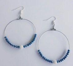 Beaded Necklace, Drop Earrings, Facebook, Jewelry, Stud Earrings, Beaded Collar, Jewlery, Pearl Necklace, Jewerly