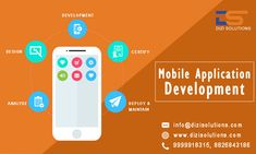 Dizisolution excels in providing mobile applications that suit your business specifications. #mobileapplications #dizisolutions