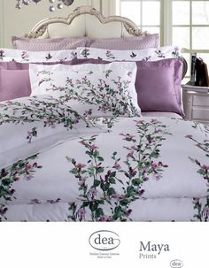 With our Maya line, you can have beautiful flowers in your bedroom even during winter. dealitaly.it