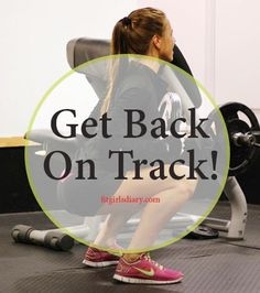 You've Fallen Off The Wagon? Here's How To Get Back On Track -