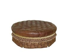 Effner Tufted Seat Ottoman, Zimmerman by Key City  Available at homegallerystores.com
