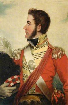 Lieutenant Duncan McPherson (d.1813), 92nd Regiment of Foot