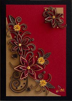 Neli Quilling Art: Октомври 2012