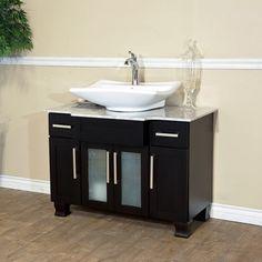 Opentip.com: Bellaterra Home 604023B 40'' Single sink vanity