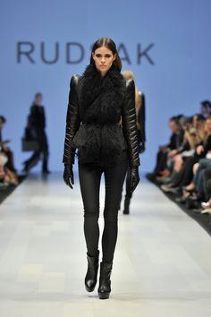 Women's RUNWAY Piece at World MasterCard Fashion Week. My Winter Look. Pinterest@Rudsak #RUDSAK@SUNDANCE
