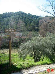Peyruis alpes de haute Provence France