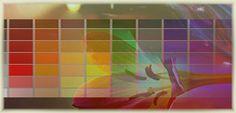 Léčivá energie barev
