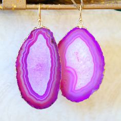 Best Pink Geode Slice Products on Wanelo