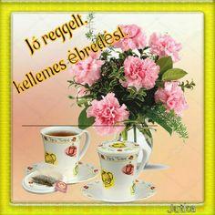 Good Morning Good Night, Coffee Time, Tea Cups, Good Morning, Coffee Break, Cup Of Tea