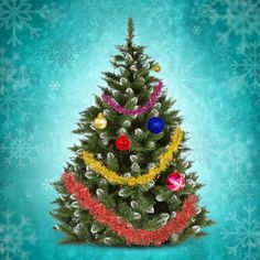 Decorate Your Christmas Tree! More games at GirlsGoGames.com
