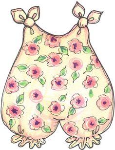 Annies - Laurie Furnell (384x500 px) pour les cartes naissance des petites filles