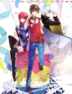 The Devil is a Part-Timer! Devil Part Timer, Hataraku Maou Sama, Anime D, Comedy Anime, Demon King, Another Anime, Ghost In The Shell, Light Novel, Anime Shows