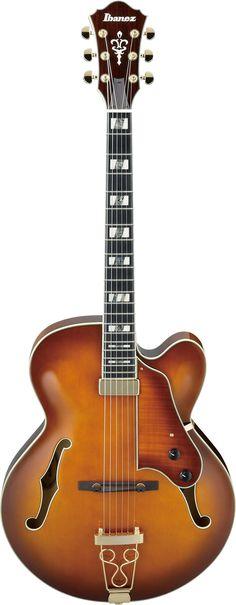 Ibanez AF151F-VLS Artstar Series Hollow-Body Guitar