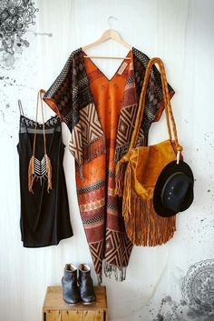 Wonderful Boho Look