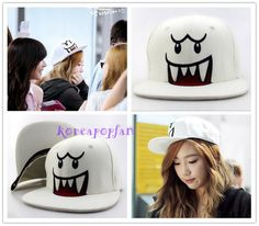 Girls Generation SNSD Taeyeon Tae Yeon Hat Cap KPOP New | eBay