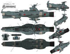 #yamato2202 - Twitter検索 Spaceship Art, Spaceship Design, Stargate, Sci Fi Anime, Starship Concept, Sci Fi Spaceships, Capital Ship, Concept Ships, Concept Art