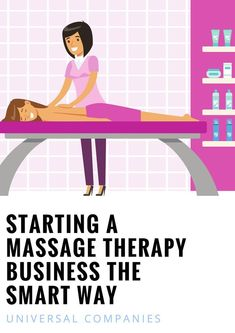 Starting a Massage Therapy Business the Smart Way Makeup Makeup Dupes Palette Removal Style Art Care Massage Therapy Career, Massage Therapy Rooms, Body Therapy, Spa Therapy, Mobile Massage Therapist, Massage Dos, Medical Massage, Prenatal Massage, Facial Massage
