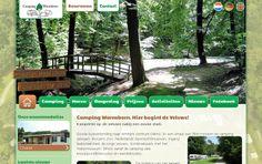 Camping Warnsborn. Kamperen op de veluwe in een prachtig loofbos aan de rand van Arnhem. - www.campingwarnsborn.nl