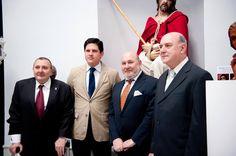 """Exposición Semana Santa """"Cincel y Gubia"""" #MercadoSevilla #MercadoLonjadelBarranco"""