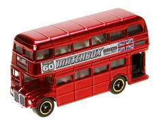 routemaster matchbox bus
