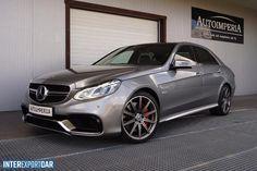 Mercedes-Benz E Klasa E63 AMG S 586KM, Distronik, Panorama, Wentylacja, Pełna Opcja !!!