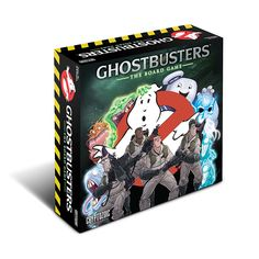 Lake Forest, California-based Cryptozoic Entertainment and Sony Pictures Consumer Products have teamed up to create Ghostbusters: The Board Game, an officially licensed one- to four-player tabletop...