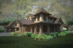 Plan #120-178 - Houseplans.com