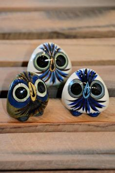 Ceramic Baby Owl