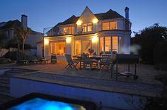 Coastal luxury self-catering South Devon, luxury coastal self-catering holiday home South Devon, The Bay