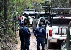 LLEGA EJÉRCITO Y POLICÍA FEDERAL A ZONAS SERRANAS ANTE ALERTA ROJA