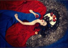 Russian Photographer Creates Stunning Visual Narratives Inspired by Fairytales - My Modern Met