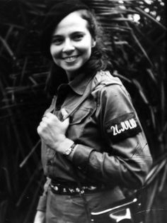 Vilma Lucila Espín Guillois (April 7, 1930 – June 18, 2007) was a Cuban revolutionary, feminist and chemical engineer. She was one of the most important fighters in the struggle for Cuban women's equality as well as fighting against the Fulgencio Batista dictatorship.