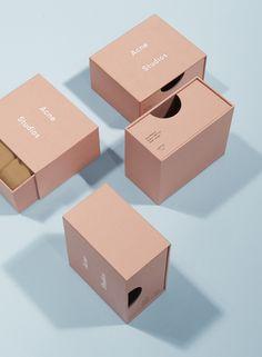Acne Studios packaging