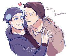 H2OVanoss. Love this couple