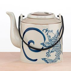 Koi Teapot, I have the matching cups already.