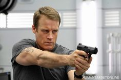 Mark Valley, Human Target I'll miss you