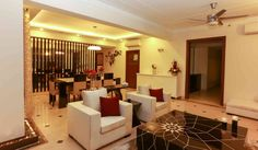 #ZingySpotlight Today - Meenu Agarwal, owner of theme & concept based home design company 'MADS Creations' based in #Gurgaon, #India, designed this luxury apartment #interiors - a modern contemporary look with hand made concept and custom furniture.  Here are some design pictures. http://www.zingyhomes.com/project-detail/mads-creations_22611/central-park-resorts-mr-krishan-kumar/  Interior designers, to showcase your own projects on over 200+ social accounts and communities, join…