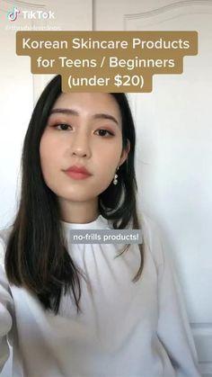 Untitled Beauty Care, Beauty Skin, Beauty Hacks, Beauty Secrets, Korean Makeup Tutorials, Eyeshadow Tutorials, Glass Skin, Korean Skincare Routine, Healthy Skin Tips
