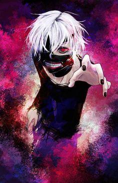 Ken | Tokyo Ghoul!