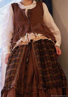 ОДЕЖДА ДЛЯ СВОБОДНЫХ НАТУР – купить или заказать в интернет-магазине на Ярмарке Мастеров | Цена костюма всегда зависит от сложности отделки …