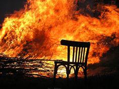 Terroristas palestinos colocando fogo nas florestas de Israel