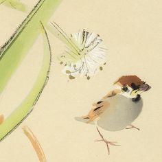 Takeuchi Seiho, detail